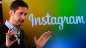 CEO Instagram Kevin Systrom
