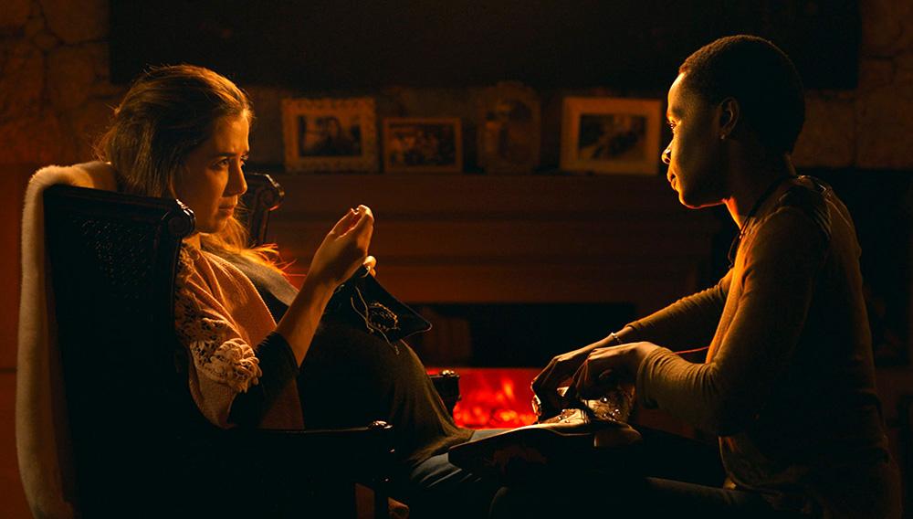 Cena do filme 'As boas maneiras' - Divulgação