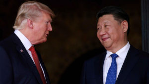 Xi Jinping se reúne con Donald Trump en Florida, Estados Unidos. Abril de 2017. Provided by Business Insider.
