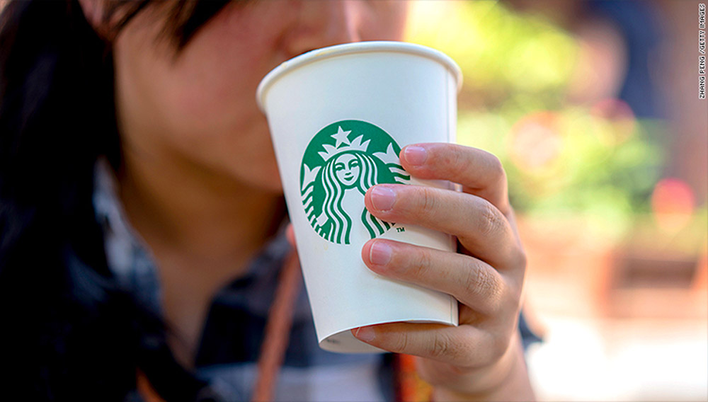 Starbucks offers $10 million for ideas on a better cup. Zhang Peng/LightRocket via Getty Images