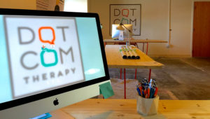 DotCom Therapy, a telehealth company that provides speech therapy, occupational therapy, and mental health and tele-audiology services to individuals in the U.S. and around the world.