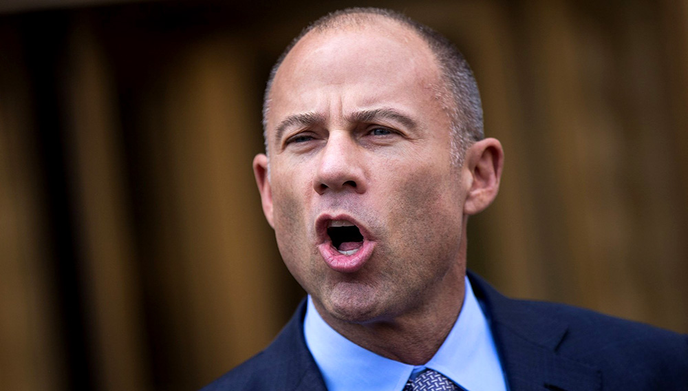 Michael Avenatti. Drew Angerer/Getty Images