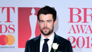 Jack Whitehall (PA). Photo: PA Wire/PA Images
