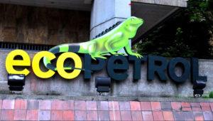 Logotipo de la petrolera estatal Ecopetrol. Foto: Archivo / EL TIEMPO