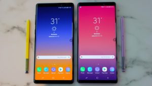 Galaxy Note 9 hands-on preview: Samsung delays a redesign in favor of subtle tweaks