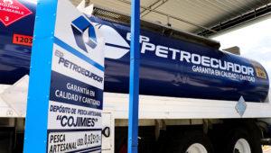 Depósito de Pesca Artesanal en Cojimíes inició despacho de combustibles. Foto: EP Petroecuador