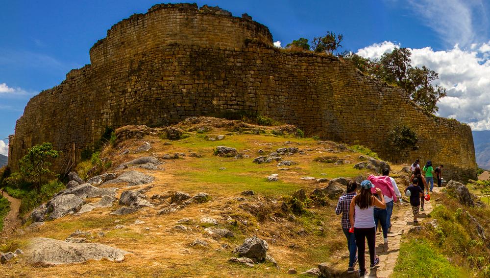 Fortaleza de Kuelap. Foto: Michael de la Paz (Flickr)