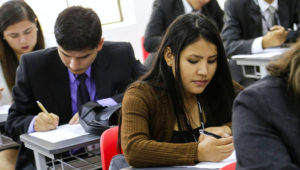 Most active job seekers in Peru are millennials. Photo: Andina