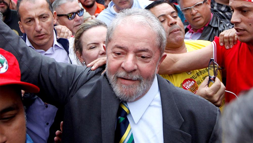 Luiz Inácio Lula da Silva. / PAULO WHITAKER EUROPA PRESS
