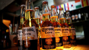 Cerveza Corona Extra. Foto: Grupo Modelo