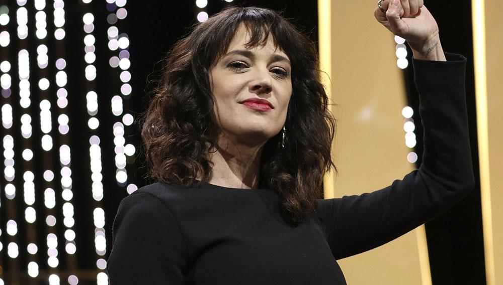 La actriz y directora Asia Argento. Gtresonline.