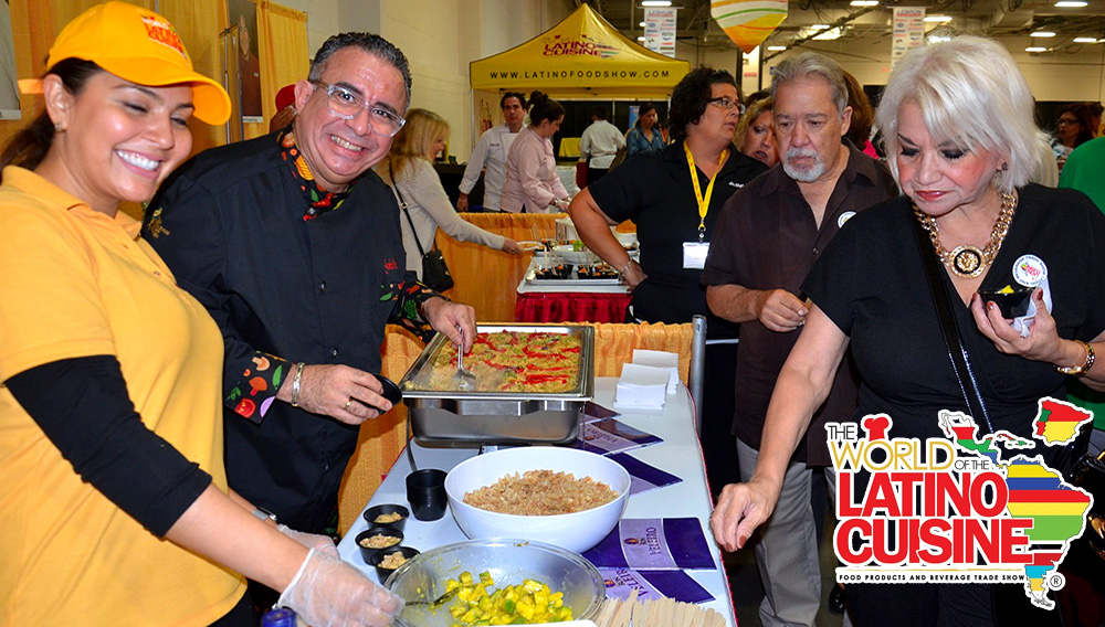 World of the Latino Cuisine: Septiembre 19-20, 2018 — Meadowlands Expo Center, New Jersey