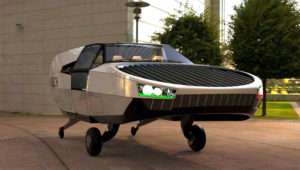 CityHawk Flying Car Front View. Photo: Urban Aeronautics