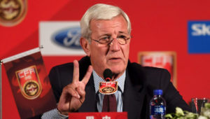 Marcello Lippi names China squad for World Cup qualifier against Syria. Xinhua/Guo Yong via Getty Images