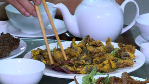 Snakes on a plate: Vietnam's coiled cuisine. Photo: AFP