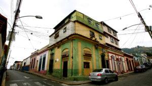 Calle del centro de Caracas. Foto: 800Noticias.com