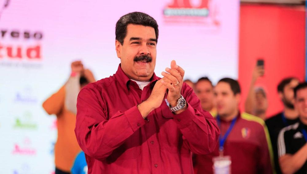 Presidente Maduro destaca que unión cívico militar es pilar fundamental de la Revolución. Foto: http://www.minci.gob.ve/