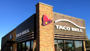 Taco Bell. Photo: shutterstock