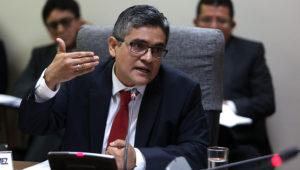 José Domingo Pérez volvería a investigar caso Chinchero. Foto: ExitosaNoticias.pe