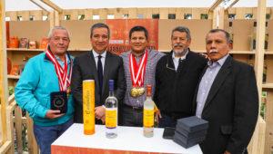 PRODUCE: Conapisco premió a los ganadores del XXIV Concurso Nacional del Pisco. Foto: Ministerio de la Producción (Flickr)