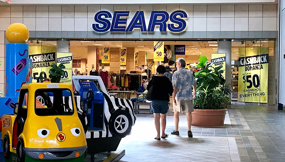 Sears. (Photo: Kelly Tyko, TCPalm via USA TODAY NETWORK)