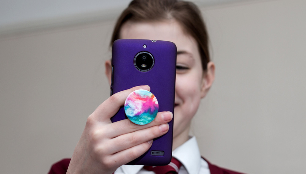 How to set-up an Android phone for a child. Photo: POCKET-LINT