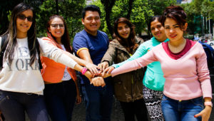 Juventud que construye paz. Día Internacional de la Juventud. FOTO: gob.mx