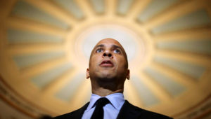 Cory Booker. Photo: Chip Somodevilla/Getty Images