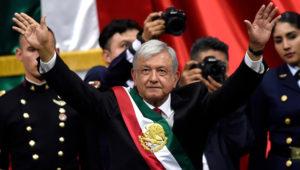 Andrés Manuel López Obrador. Foto: AP.