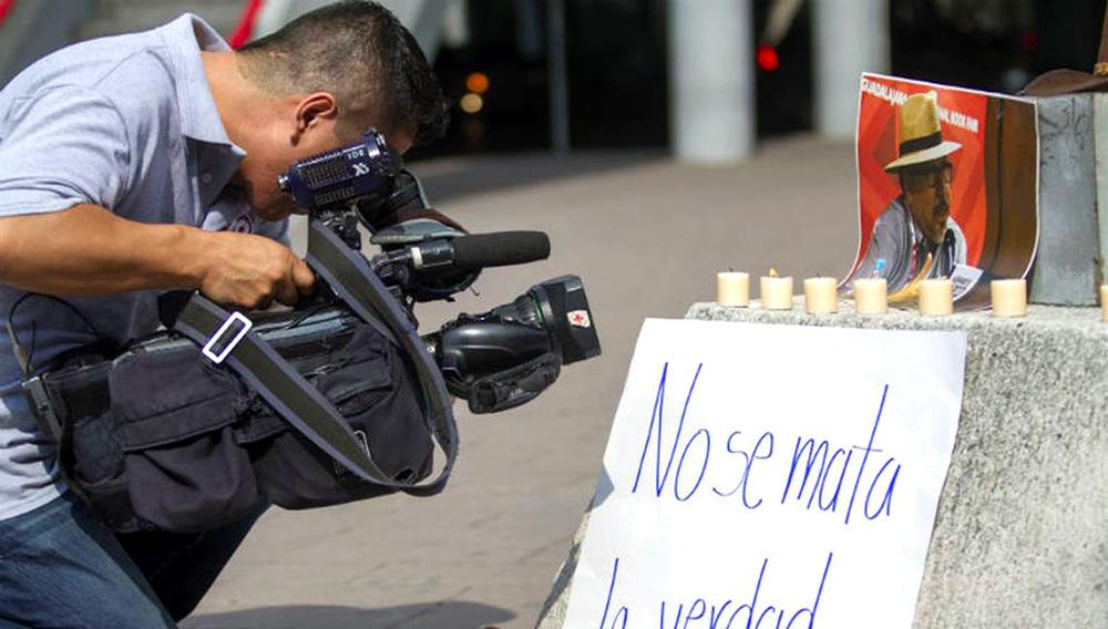 México y Afganistán lideran lista de periodistas asesinados en 2018. Foto: Cuartoscuro.