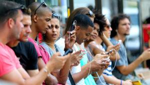 Cuba internet. Photo: Justin Solomon - CNBC
