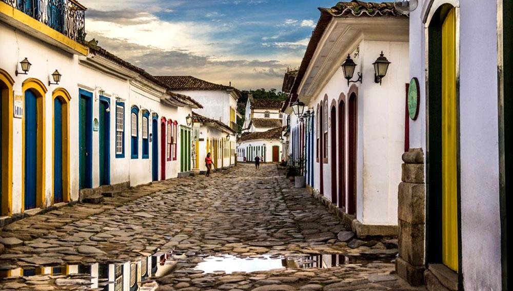 Paraty / Rio de Janeiro - Brasil. Foto: Flicriver