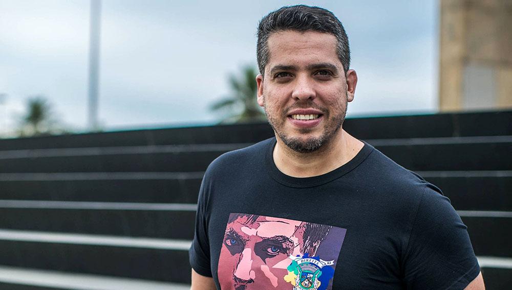 Diputado Rodrigo Amorim. Foto: Internet.
