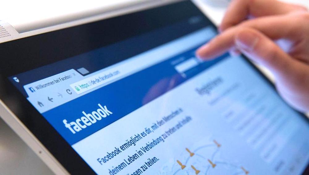 In Europa gehen die Nutzerzahlen zurück - weltweit legt Facebook aber weiter zu. Foto: dpa