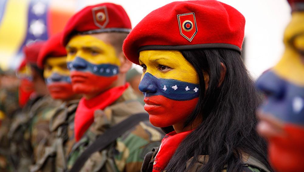 Mandatario nacional ordena un proceso constituyente en la FANB. Foto: Vicepresidencia.gob.ve
