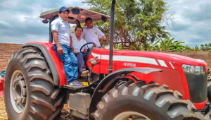 MINAGRI apuesta por cultivo de frijol caupí en Lambayeque. Foto: Agroideas