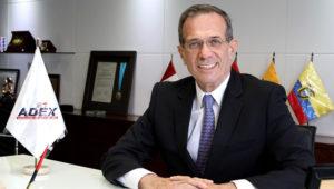 Eduardo Amorrortu, expresidente de la Asociación de Exportadores. Foto: ADEX.