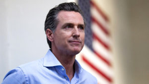 Gavin Newsom, nuevo gobernador de California. (Alex Edelman/Getty Images/AFP
