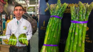 Productores de banano orgánico y espárrago estarán presentes en la Fruit Logística 2019 en Alemania. AGROIDEAS