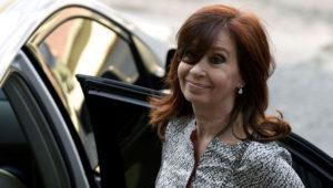 Cristina Fernández quería recibir la prensa de Buenos Aires en su residencia de la provincia de Santa Cruz, al sur del país JUAN MABROMATA | AFP