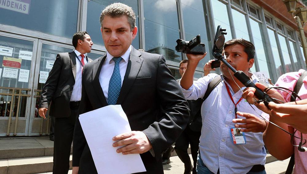 Rafael Vela, en una imagen de archivo. AGENCIA ANDINA