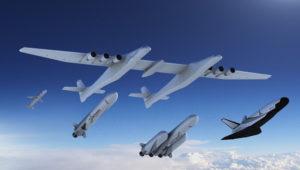 Meet the Stratolaunch fleet. / arstechnica.com