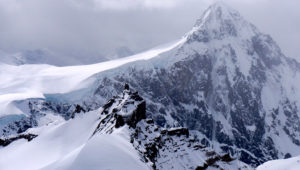 Clouds Over Alaska's Wrangell Mountains. | NASA.Gov
