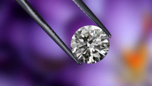 Fate of lab grown diamond. Photo: 25karats.com