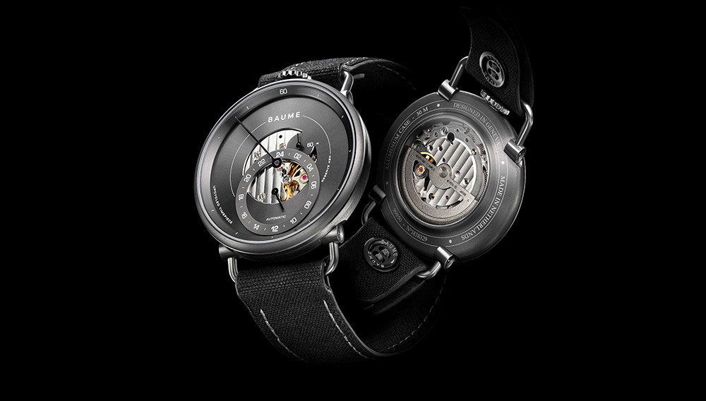 Baume, a New Watch Brand Focused On Customization And Sustainability From The Richemont Group