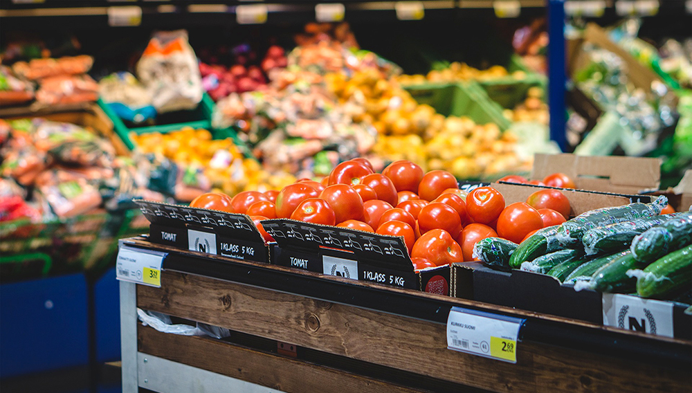 Grocery store – Credit: Pixabay