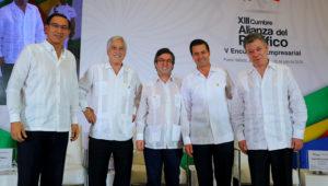 Presidente Vizcarra participa en la XIII Cumbre de la Alianza del Pacífico. 23 de julio de 2018. Foto: Presidencia Perú (Flickr)