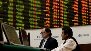 10 Agosto 2011 Bolsa de Comercio de Santiago.