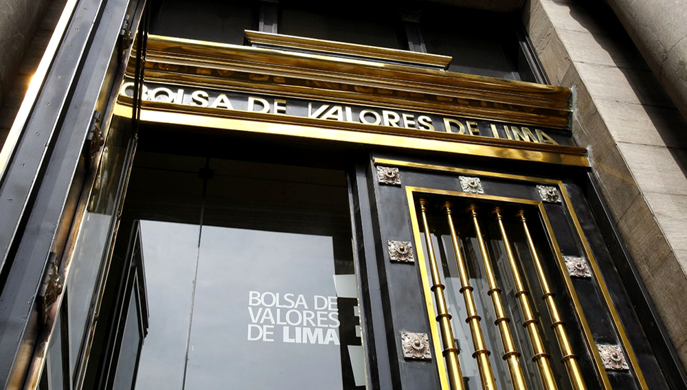 Bolsa de Valores de Lima. Foto: ANDINA/Norman Córdova