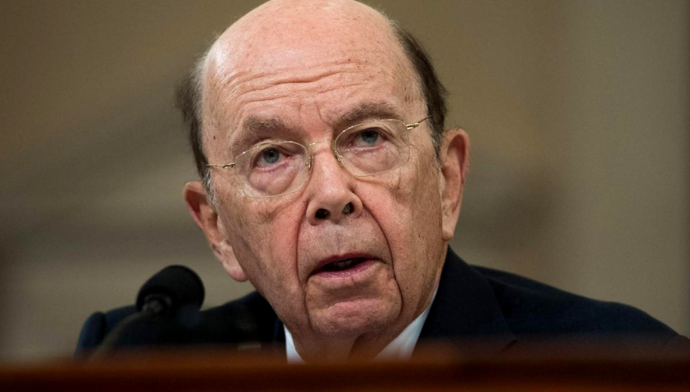 US Commerce Secretary Wilbur Ross has said there's evidence evidence suggesting that imports from abroad have eroded US domestic auto industry. AFP